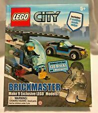 Lego City Brickmaster Book