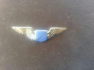 HOBOURN Aero Components Enamel Lapel Pin Badge Aeronautica Memorabilia Wings