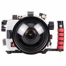 Ikelite DL 50ft Port Underwater DSLR Housing for Canon 5D III,  IV, 5DS, 5DS R