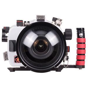 Ikelite DL 50ft Port Underwater DSLR Housing for Canon 5D III, IV, 5DS, 5ds R
