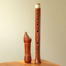 Vintage C Soprano wooden Recorder