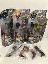 Hasbro Exclusive Walmart Marvel Legends Build A Figure Ares Vision Guardian War