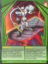 BAKUGAN Battle Brawlers Gundalian ARANAUT Ability Card 47/48b
