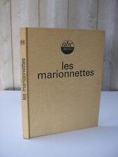 LES MARIONNETTES ABC collection 1972