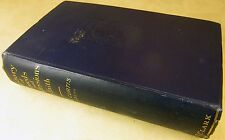 1911 HISTORY OF CREEDS & CONFESSIONS OF FAITH by W. A. Curtis Presentation Copy