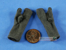 1:6 ACTION FIGURE WW2 GERMAN INFANTRY LAH PANZERGRENADIER ARMY Hand Gloves FH_4C
