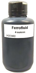 Ferrofluid Neodymium Magnetic Liquid  ***4 Ounces***