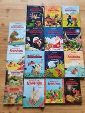 14x Der kleine Drache Kokosnuss Kinderbücher + 2 Hörspiele, sehr gut erhalten
