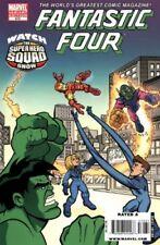 FANTASTIC FOUR #572 SUPER HERO SQUAD VARIANT HICKMAN NM 1ST PRINT