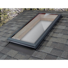 14-1/2 in. x 22-1/2 in. Miami-Dade Impact Fixed Curb Mount Polycarbonate Skyligh