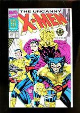 UNCANNY X-MEN 275 (9.4) JIM LEE COVER WOLVERINE MARVEL (b045)