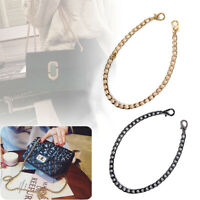 40cm Metal Strap Chain Shoulder Cross Body Bag Handbag Purse Strap Accessorie JS