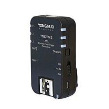 1 x Yongnuo Yn-622n II Wireless Flash Trigger TTL 1/8000s for Nikon D600 D800 FR