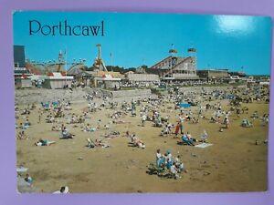 Porthcawl Coney Beach 2-16-06-04 Salmon Postcard