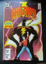 DC Comics  1987  SHAZAM The New beginning  4 Book Mini Series  COMPLETE