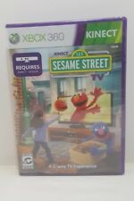 Sesame Street TV Season One Kinect Xbox 360 (New/Factory Sealed) Free Shipping