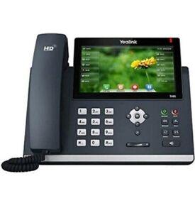 Yealink SIP-T48S IP-Telefon SIP + Netzteil
