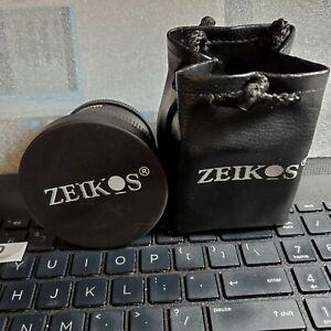 Zeikos Macro Lens Professional HD MKII DSLR 0.40X 58mm Japan Optics 40X OA2A10