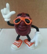 1987 #1 California Raisin with Sunglasses & Orange shoes by Calrab Made in China