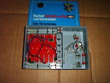 FISCHERTECHNIK Baukasten ut 3a *Elektromechanik*, Der Stromkreis!