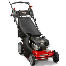 Snapper 7800982 21-Inch 190cc HI VAC Self-Propelled Electric Start Lawn Mower