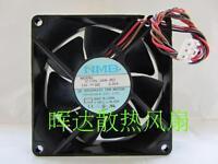 NMB 3110Kl-04W-B57 fan 12VDC 0.30A  80*80*25MM 3pin
