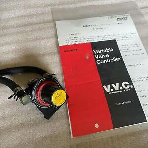 HKS VVC Manual Boost Controller Rare 80s For Supra GTR JDM R31 240Z Silvia RB26