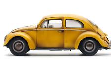 Sunstar 5219 - 1961 Volkswagen VW Beetle - Yellow Bee - Rusty - 1/12 Scale - NEW