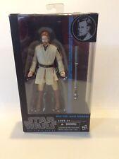 Star Wars Black Series Obi-Wan Kenobi #08 Blue Box 6-inch Action Figure NEW