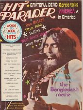 #MISC-0742 - 11 1970s HIT PARADER magazine covers