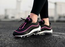 Para mujer Nike Air Max 97 LX-Reino Unido 4/US 6.5/EU 37.5 - Negro/rosa (BV1974-001)