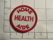 Home Health Aid Patch