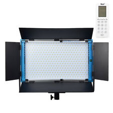Yidoblo A-2200c Dimmable 140W RGB Color LED Video Film Soft LCD Light Panel New