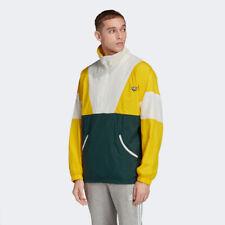 Manteaux et vestes jaunes adidas pour homme | eBay