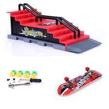 Finger whip skateboard ramp & play set Mini Fingerboards Kit F#