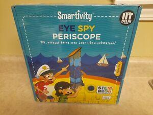 NEW SEALED Smartivity Eye Spy Periscope Stem, DIY, Educational, Learning,