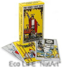 ENGLISH The Rider Tarot Deck Waite Pamela Colman Smith Cards Таро Уэйта 78 карт!