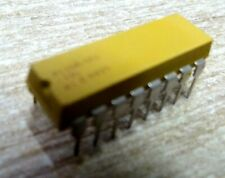 10 x Bourns 4116R1330 33R 8 isolated resistor network 330 33 ohms 16 pin