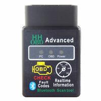 ELM327 HH OBD2 Bluetooth Car  Scanner  Torque Android Auto Diagnostic Tool
