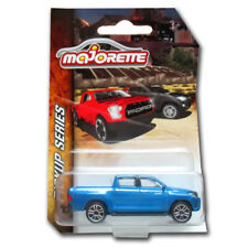 Toyota Hilux Revo Nebura Blue Majorette Pickup Series Diecast Cars 292K 1:58