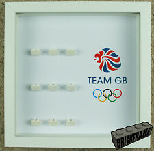 LEGO Olympics Minifigure Display Frames or case (TWO DESIGNS)