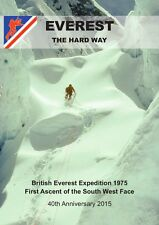 British Everest Expedition 1975. 40th Anniversary programme signed