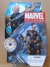 Marvel Universe CABLE Figure #7 Series 5