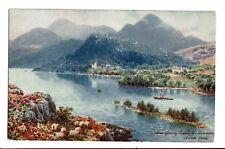 CPA-Carte postale-Royaume Uni Scottish Highlands  Invergarry Castle S4038