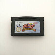 Kirby AMAZING MIRROR Cartridge Game Card for Nintendo NDSL/GBM /GBA/GBA SP