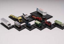 Modellini statici camion grigio pressofuso