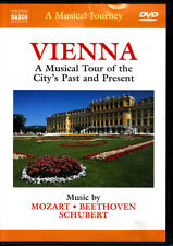 Vienna: A Musical Tour of the Citys Past and Present (DVD, 2005)