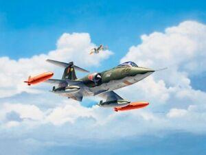 Revell 03879 - 1/72 F-104 G Starfighter Rnaf / Baf - Neuf