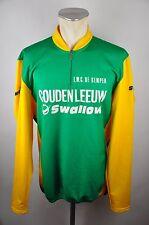 Satinti Radtrikot cycling jersey maglia Trikot Gr. XXXXL 64cm TWC DE KEMPEN