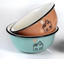 4pz Ciotolina - Bomboniera 8,7 cm in ceramica Collezione Mandorle by Paben
